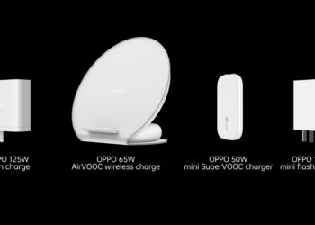 OPPO เปิดตัว 125W flash charge, 65W AirVOOC wireless flash charge และ 50W mini SuperVOOC charger