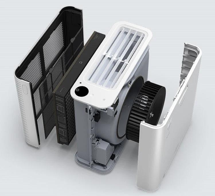 Xiaomi MIJIA Air Purifier X
