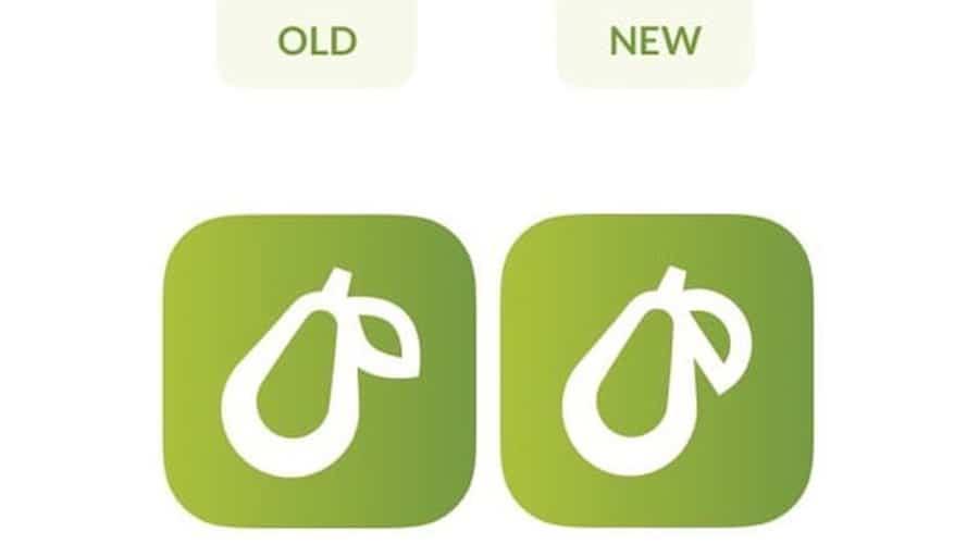 Prepear App Changed Logo