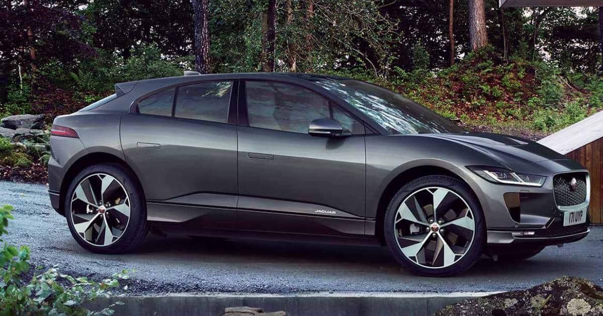 Jaguar รถยนต์ไฟฟ้า