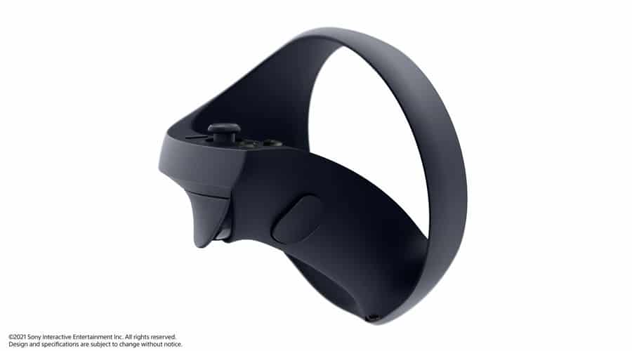 Sony PlayStation 5 new VR Controllers PS5