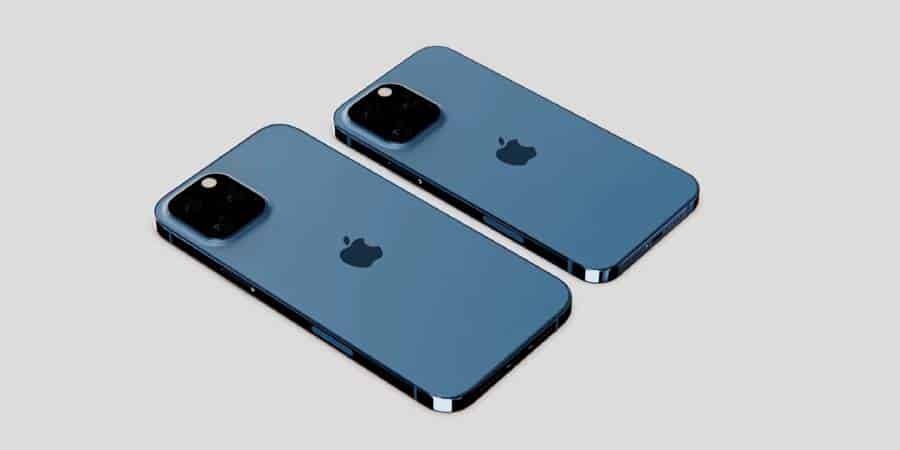iPhone 13 Pro Leaks Design