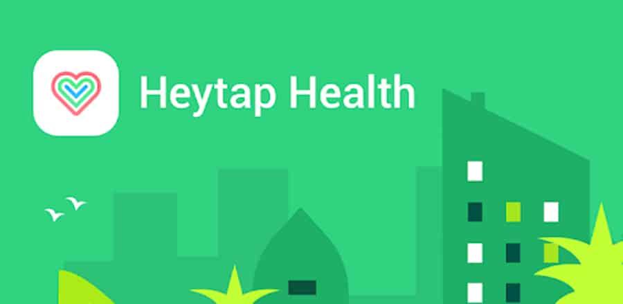 Oppo HeyTap Health OPPO Watch iOS
