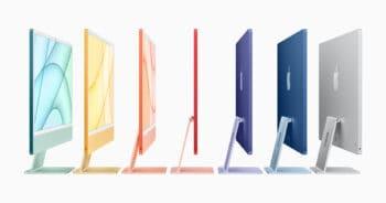 Apple iMac M1 2021 ราคา