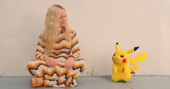 Katy Perry Electric MV Pokemon Pikachu