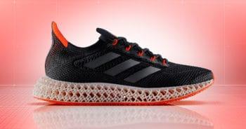 รองเท้าวิ่ง adidas 4DFWD