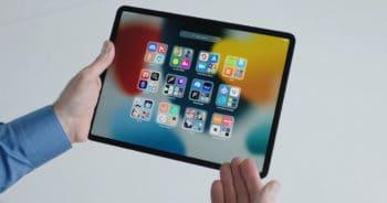 ฟีเจอร์ iPadOS 15
