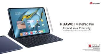 พรีวิว HUAWEI MatePad Pro 10.8-inch